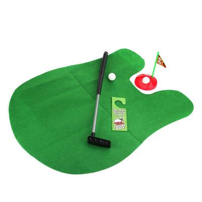 Toilet Golf - Tuvalet Golf Oyun Seti - Thumbnail