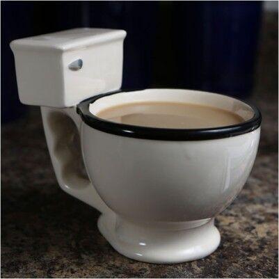 TOILET MUG - Tuvalet Kupa Bardak - Thumbnail