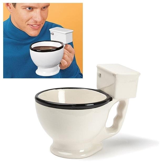 TOILET MUG - Tuvalet Kupa Bardak