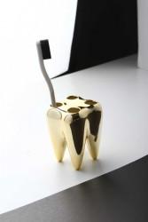 Toothbrush Holder - Diş Şeklinde Diş Fırçalık - Thumbnail