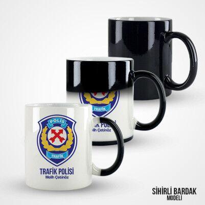Trafik Polisi Kupa Bardak - Thumbnail