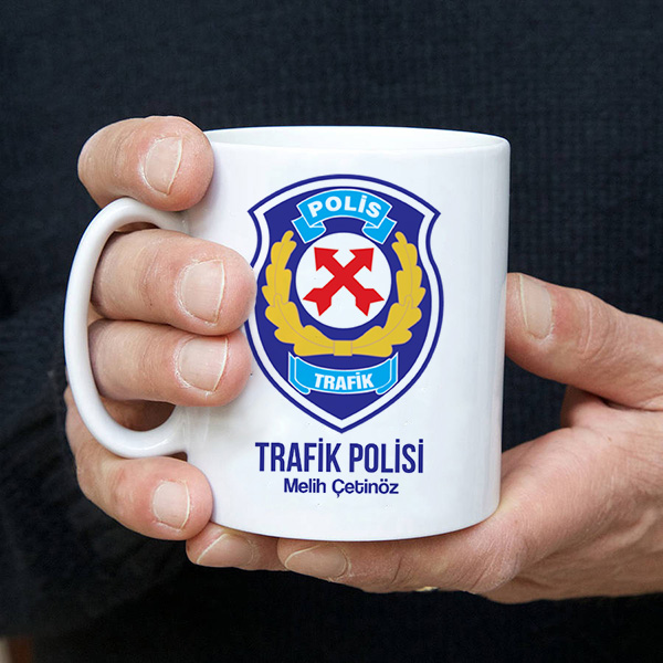 Trafik Polisi Kupa Bardak