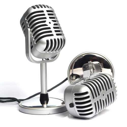 Transhine - Karaoke Ribbon Mikrofon