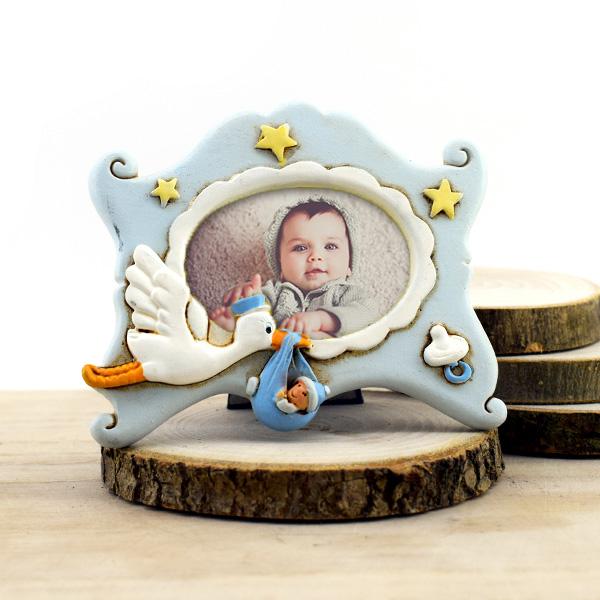 Erkek Bebek Resim Çerçevesi