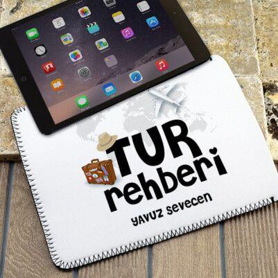 - Tur Rehberlerine Özel Tablet Kılıfı