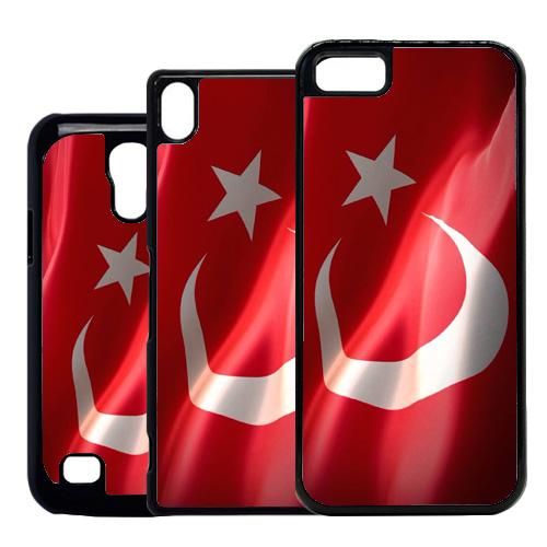 Türk Bayrağı Resimli Telefon Kapakları