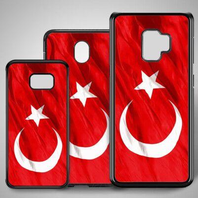 - Türk Bayrağı Samsung Kapak
