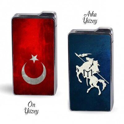 - Türk Bayrağı ve Kayı Boyu Çakmak
