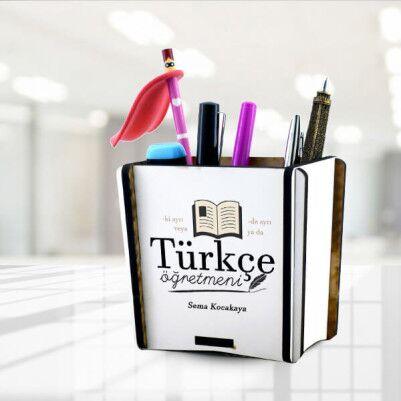 - Türkçe Öğretmenlerine Hediye Kalemlik