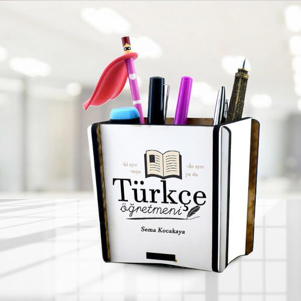 Türkçe Öğretmenlerine Hediye Kalemlik
