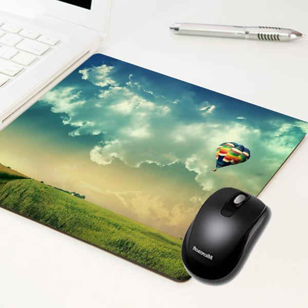 Uçan Balon Temalı Mousepad