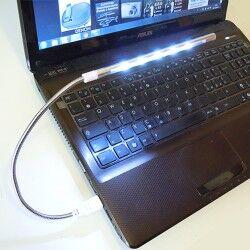 USB LED Bilgisayar Lambası - Thumbnail