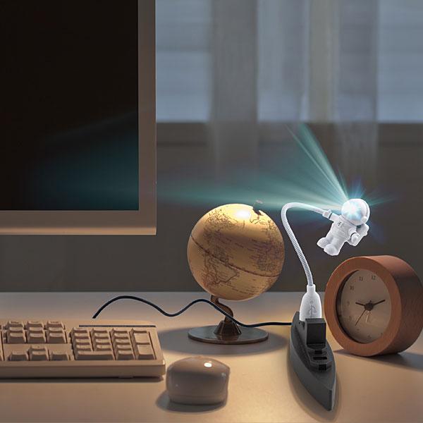 Usb Spaceman Astrolight - Astronot USB Işık