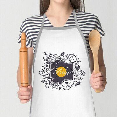 - Usta Aşçı Tasarım Mutfak Önlüğü