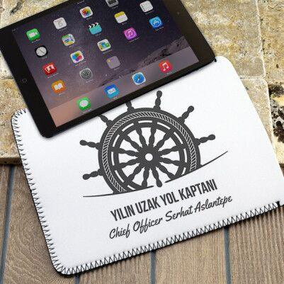 - Uzak Yol Gemi Kaptanlarına Özel Tablet Kılıfı