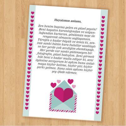 Uzaktaki Sevgiliye Aşk Mektubu - Thumbnail