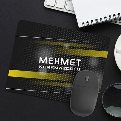 Vektörler İsimli Mousepad - Thumbnail