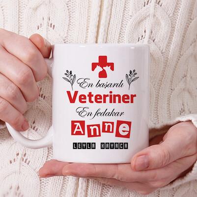 - Veteriner Annelere Hediye Kupa Bardak