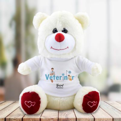 - Veteriner Sevgiliye Özel Pelüş Ayıcık