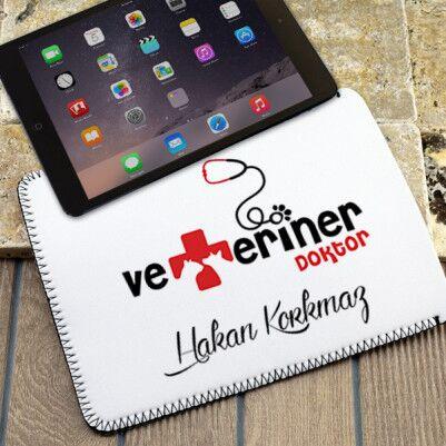 - Veterinerlere Özel Tablet Kılıfı