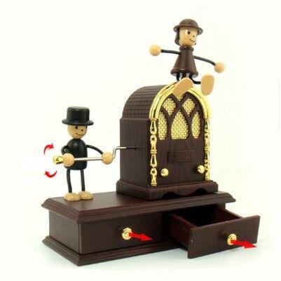 - Vintage Musical Box - Müzik Kutusu