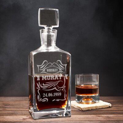 - Viski Severlere Hediye Viski Şişesi