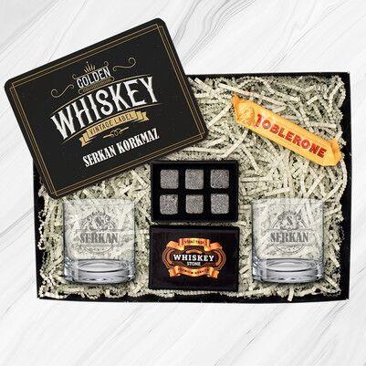 Viski Severlere Özel Hediye Kutusu - Thumbnail