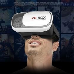 VR Box 2 Sanal Gerçeklik Gözlüğü - Thumbnail