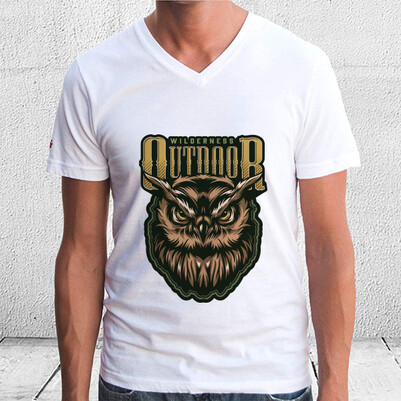 Wilderness Outdoor Unisex Tişört - Thumbnail