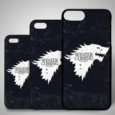 - Winter Is Coming iPhone Kapak