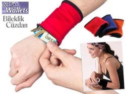 Wrist Wallet - 3'lü Bileklik Cüzdan Seti - Thumbnail