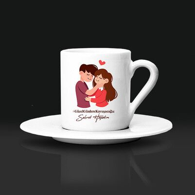 - Yakında Kavuşacağız Sevgilim Kahve Fincanı