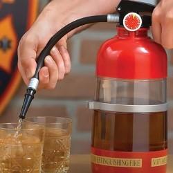 Yangın Tüpü Görünümlü İçki Sebili - Thumbnail