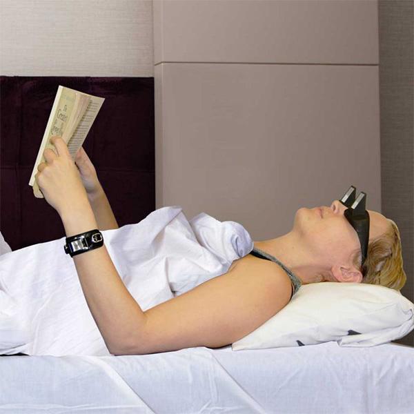 Yatarken Kitap Oku - Tembel Okuma Gözlüğü