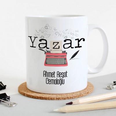 - Yazarlara Hediye Kupa Bardak
