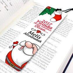 - Yeni Yılın Güzel Olsun Kitap Ayracı