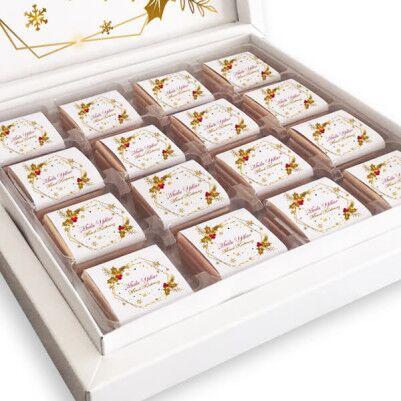 Yeni Yılın Kutlu Olsun Çikolataları - Thumbnail