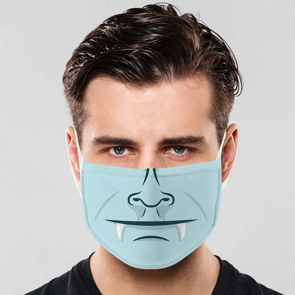 Yıkanabilir Ağız Maskesi Model 10855