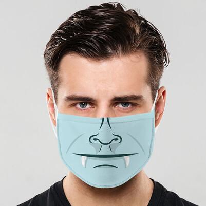 Yıkanabilir Ağız Maskesi Model 10855 - Thumbnail