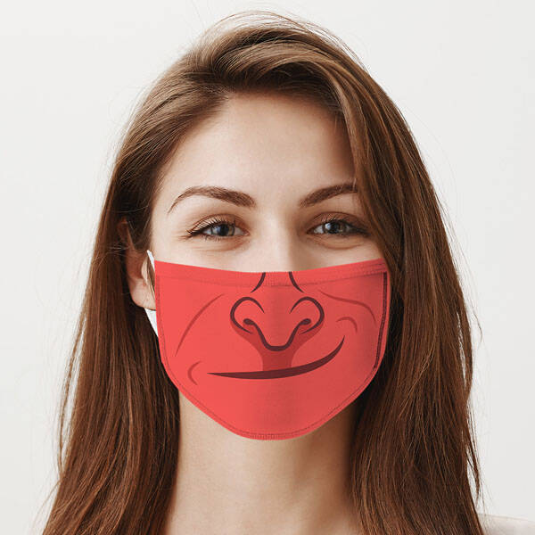 Yıkanabilir Ağız Maskesi Model 10856