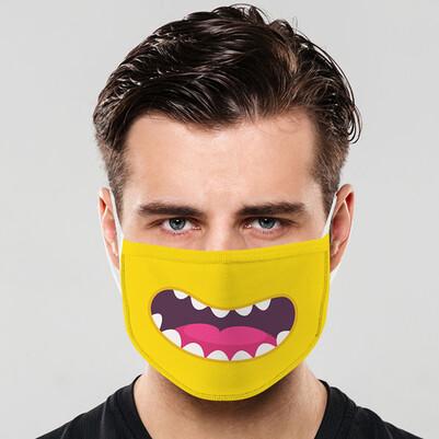 - Yıkanabilir Ağız Maskesi Model 10857