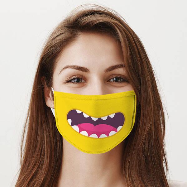 Yıkanabilir Ağız Maskesi Model 10857
