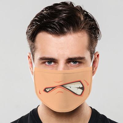 - Yıkanabilir Ağız Maskesi Model 10858