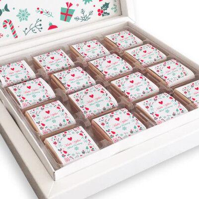 Yılbaşı Dileklerim Mesajlı Çikolatalar - Thumbnail