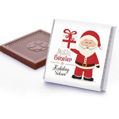 - Yılbaşı Hediyesi Noel Baba Çikolataları