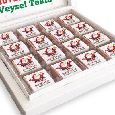 Yılbaşı Hediyesi Noel Baba Çikolataları - Thumbnail
