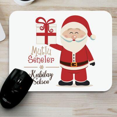 - Yılbaşına Özel Noel Baba Mousepad