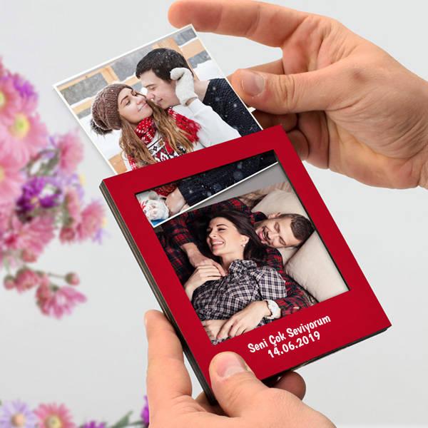 Yıldönümüne Özel Polaroid Fotoğraf Albümü