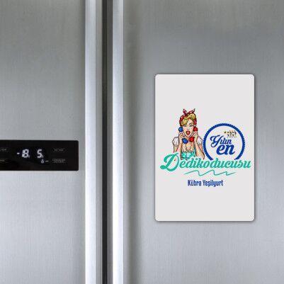 - Yılın Dedikoducusu Buzdolabı Magneti