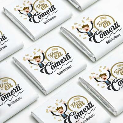 Yılın En Cömert Kişisi Çikolataları - Thumbnail